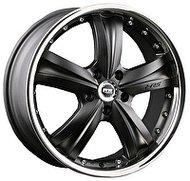Racing Wheels H-302 7x16 4x114.3 ET 40 Dia 67.1 HS D/P - фото 1