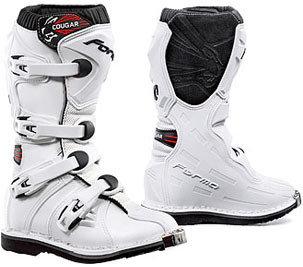 Ботинки FORMA COUGAR WHITE (33) (Артикул: 39945)