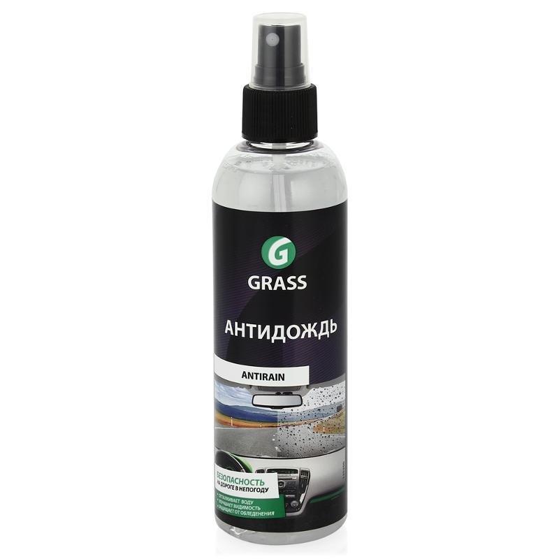 Средство для стекол и зеркал Антидождь GRASS 250мл 135250