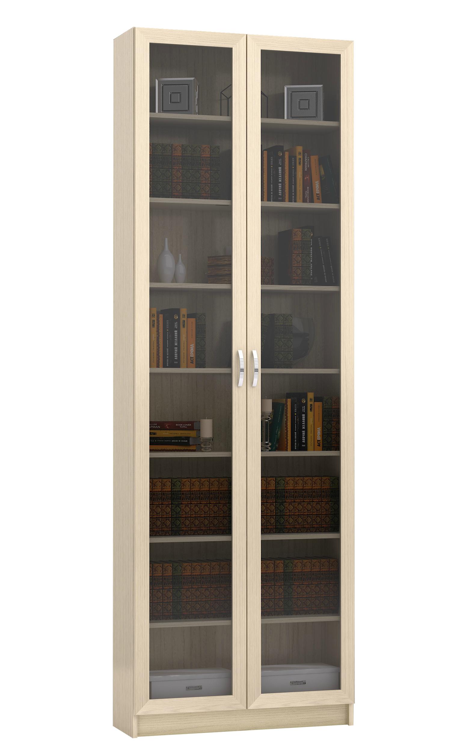 Шкаф книжный Милан