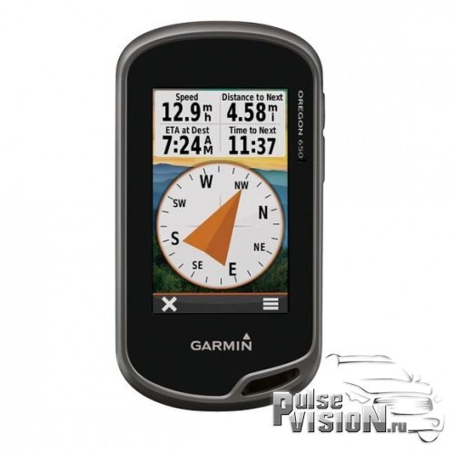 Garmin Oregon 650T + Карты Топо 6.xx