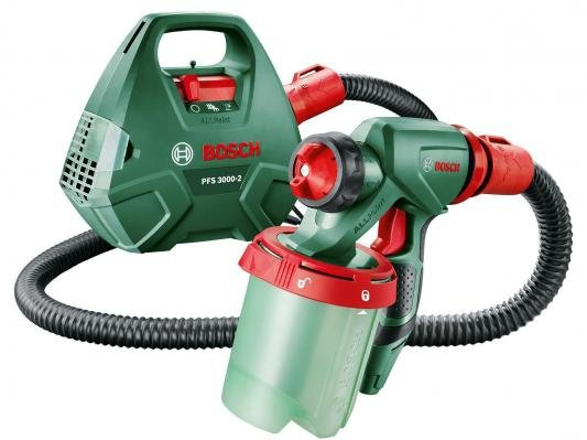 Краскопульт и аэрограф Краскопульт Bosch PFS 3000-2