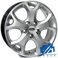 Диски Replica WSP Italy W950 6.5x16 5/108 ET50 d63.4 Hyper Silver - фото 1
