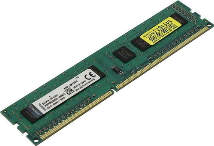 Оперативная память Kingston ValueRAM KVR13N9S8/4