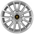Диски Replikey RK806Y Renault 5,5x14 4x100 D60.1 ET43 цвет S (серебро) - фото 1