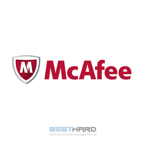 McAfee Virusscan for Storage P:1 GL E 31-50 Perpetual License With 1Year McAfee Gold Software Support [NAPCKE-AB-EA]