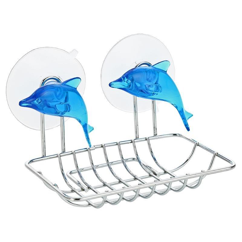 Мыльница Tatkraft Dolphin Blue 11175