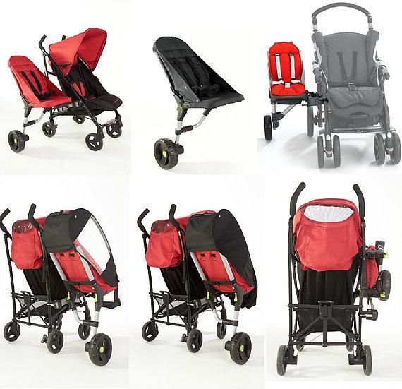 Сиденье для второго ребенка для коляски Buggypod Lite