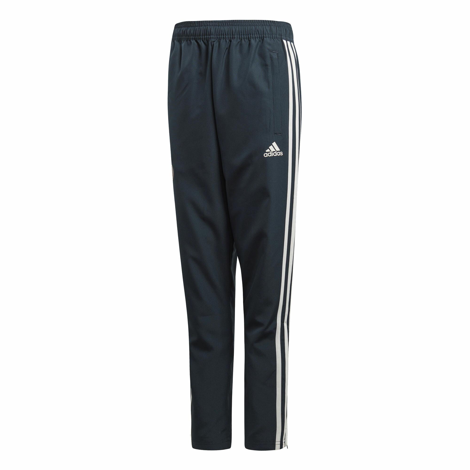 Футбольные брюки Adidas REAL Wov Pants CW8660 JR