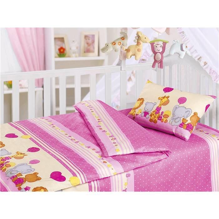 Комплект детского постельного белья (1,5 спальное) Облачко (бязь) 0801 3942/1 БЛ13 15