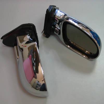 KS Зеркало боковое универс. FST-61-018 Хром