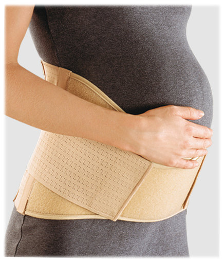 MS 99. Дородовый бандаж усиленный для беременных. Ms99.,разм.M Orlett. Орлетт. MS 99