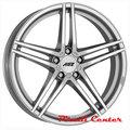 Диск AEZ Portofino 8.5x18 5x112.0x66.6 ET45 Portofino silver - фото 1