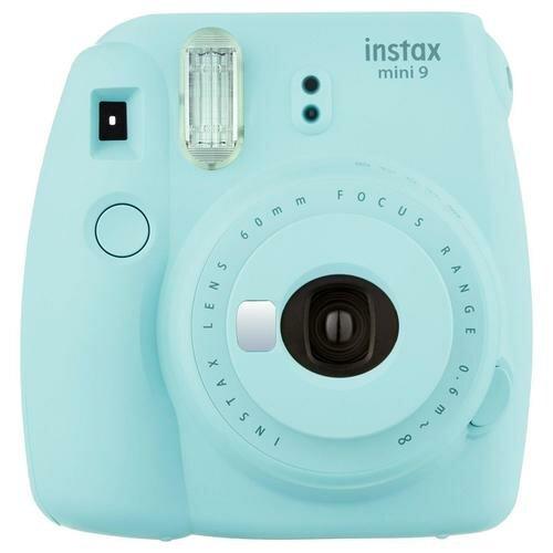 "Фотоаппарат ""Instax Mini 9 Ice Blue"""