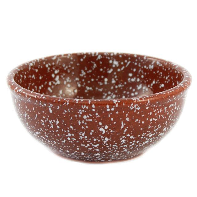 салатник ломоносовская керамика мрамор коричн. 13 см 300 мл керамика