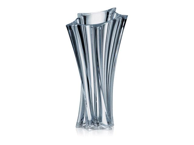 ваза CRYSTALITE BOHEMIA Йоко 33см кристалайт