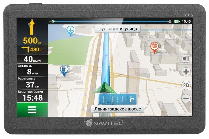 Навигаторы GPS + ГЛОНАСС NAVITEL C500