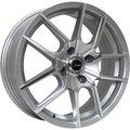 Колесный диск X-RACE AF-13 6.5x16/5x114.3 D67.1 ET46 Серебристый - фото 1