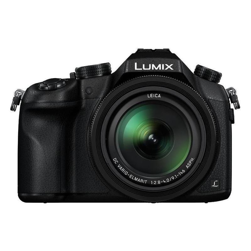 Цифровой компактный Фотоаппарат Panasonic Lumix DMC-FZ1000 черный
