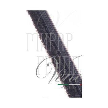 Ergon Living Щетка контурная врезная 2150 мм черная матовый черный