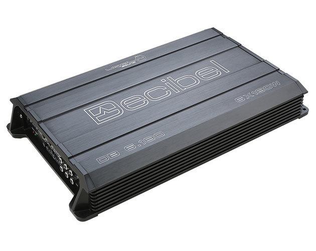 6-канальный усилитель Урал DB 6.180 V.2