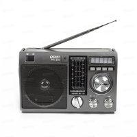 """Радиоприемник """"Сигнал РП-231"""", УКВ 64-108МГц, бат. 4*R20, 220V, USB/SD/AUX, светод.фон."""