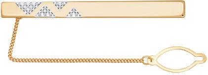 Золотой зажим для галстука SOKOLOV 090043_s