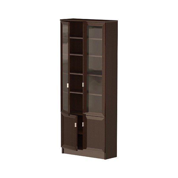 Шкаф книжный Олимп-мебель В-19