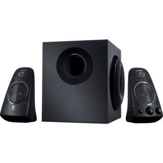 Компьютерная акустика Logitech Z623 black (980-000403)