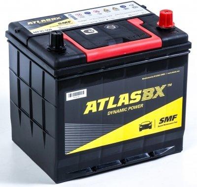 Аккумулятор ATLAS MF35-550 обратная полярность 60 Ач