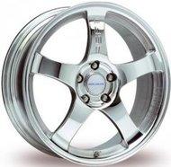 Колесные диски Radius RS011 8.0x18 5x120 ET40 d72.5 Mirror Polished - фото 1