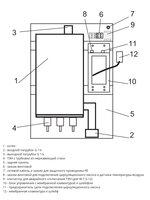 Электрический котел Эван WARMOS IV 7,5 380 В
