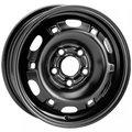Колесные диски Magnetto 17000 7x17 5x114.3 ET45 D66.1 Black [арт. 120431] - фото 1