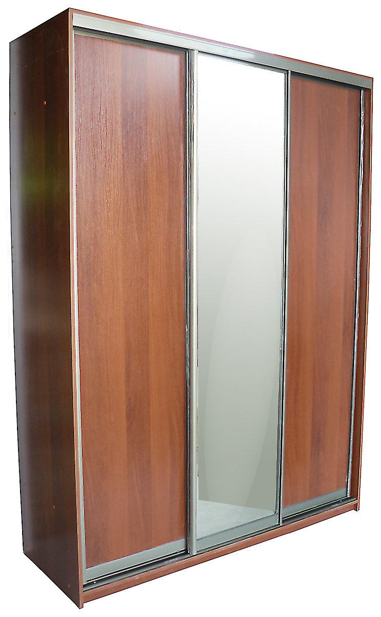 Шкаф-купе «премиум-1974», Вишня Академия