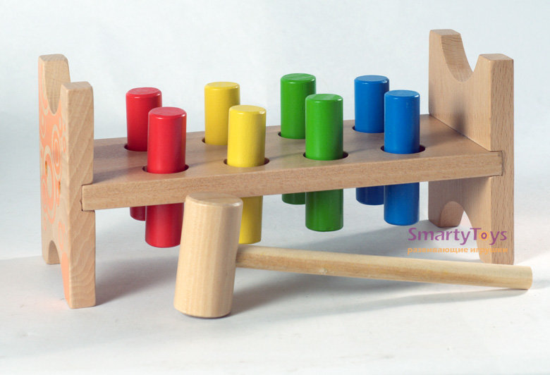 Деревянные развивающие игрушки фото