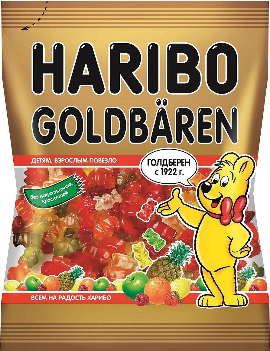 Мармелад Haribo «Золотой мишка» жевательный 140 г