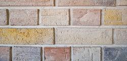 """Декоративный искусственный камень РокСтоун Tsegla """"Гофманский кирпич"""" 921.4П, Палевый"""