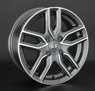 Диск LS Wheels 735 6,5x15 4/114,3 ET40 D73,1 GMF - фото 1