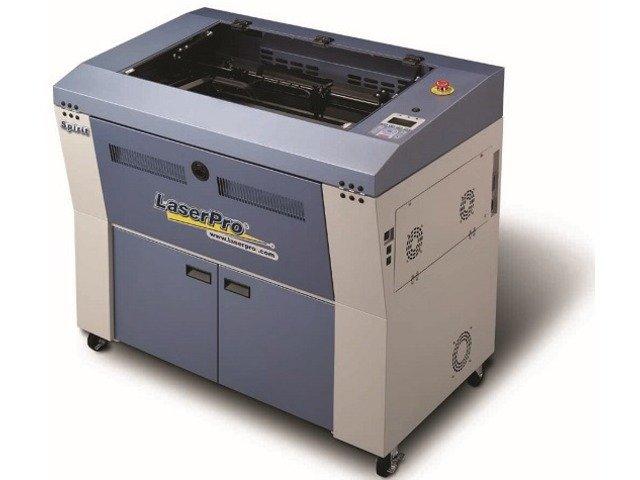 3D оборудование GCC LaserPro Spirit LS 25 Вт