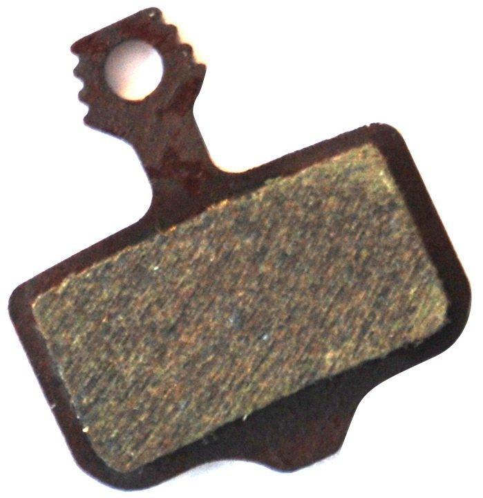 Тормозные колодки для дисковых тормозов Сlark's VX841C (полим)