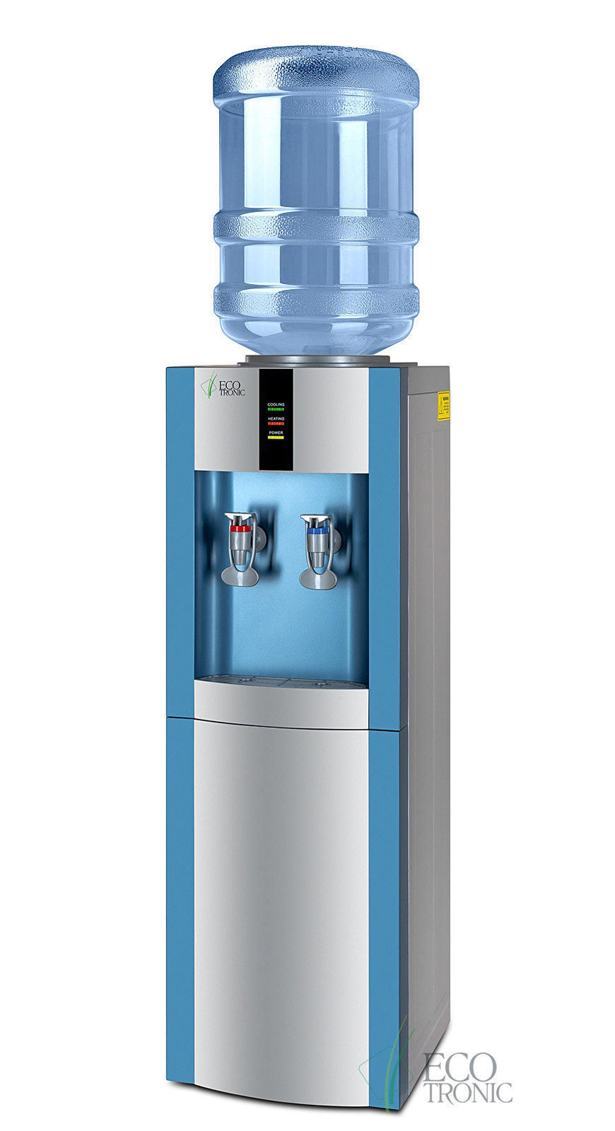 Кулер для воды Ecotronic H1-LE v.2 напольный