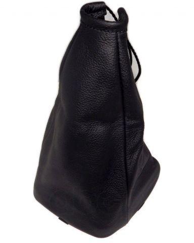 Чехол ручки кпп ваз 1117-19 калина натуральная кожа черный autobra 2181-ч AutoBra арт. 2181-Ч