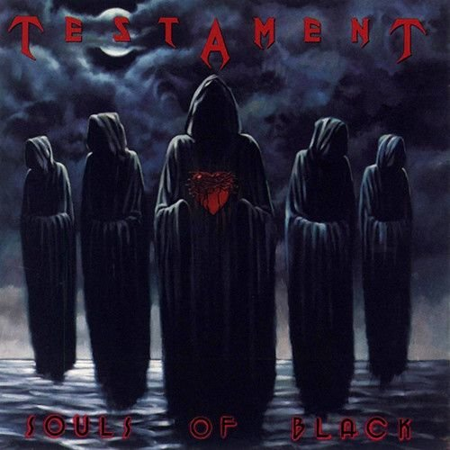 Testament - Souls Of Black CD