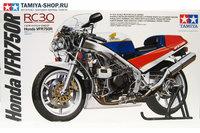 14057 Tamiya Мотоцикл Honda VFR750R (1:12)