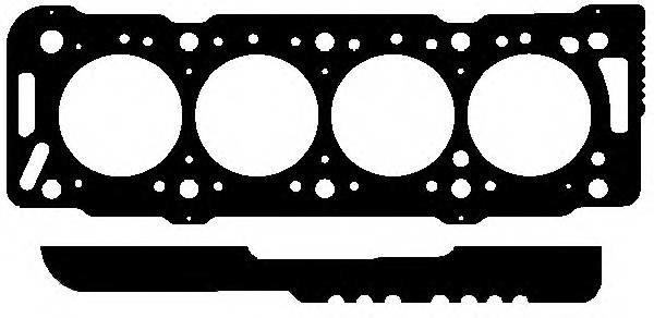 Прокладка гбц citroen xantia/jumper, peugeot 306/406 1.9td 94 Elring 147552