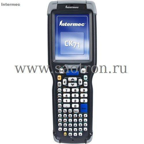 терминалы мобильные intermec ck-71 / CK71AB6MN00W1100 / терминал сбора данных intermec (large alpha, ea30, cam, 802.11 a/b/g/n, bt, umts/hspa, gps, weh 6.5, ww)