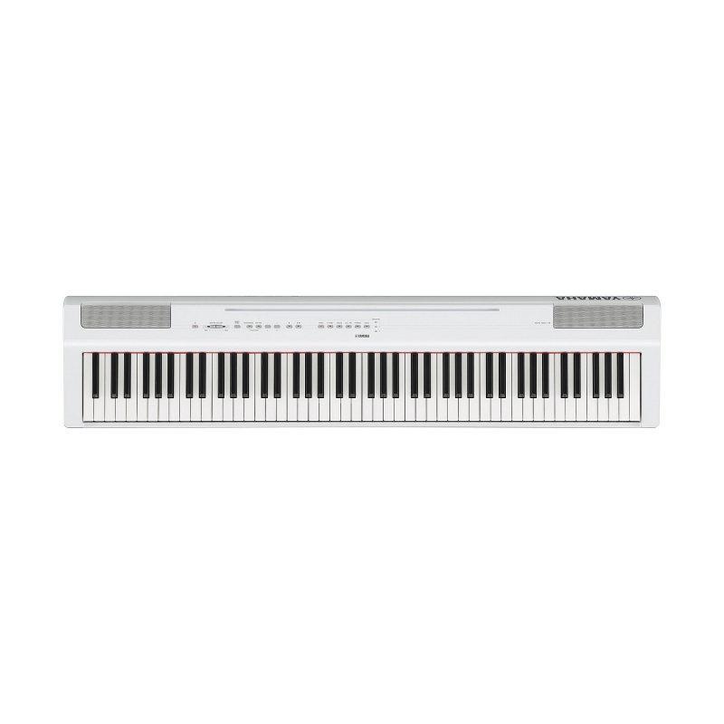 Цифровое пианино Yamaha P-125WH