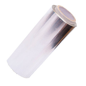 White line, Фольга парикмахерская 16 мкр, серебро, 50 м, без коробки