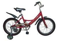 Велосипед Детский двухколесный велосипед Jaguar MS-A182 Alu красный