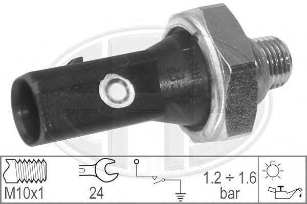 Датчик давления масла audi/vw Era арт. 330324